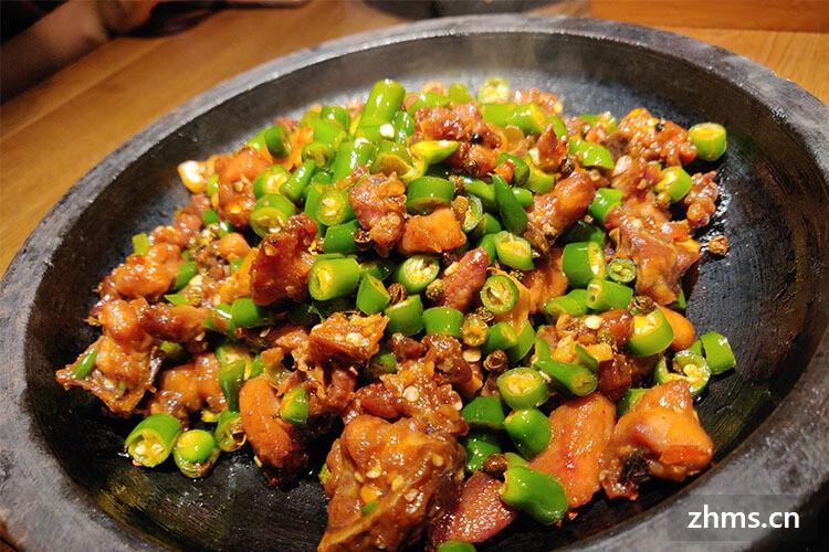 干锅加盟费一般多少钱