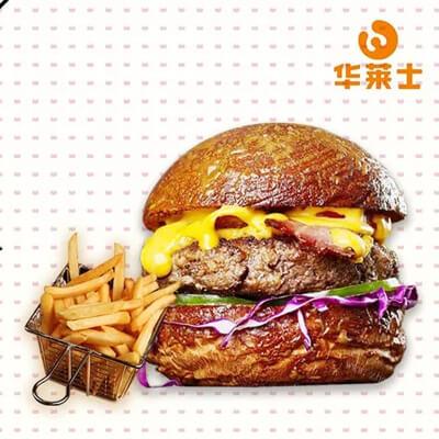 华莱士汉堡炸鸡图2