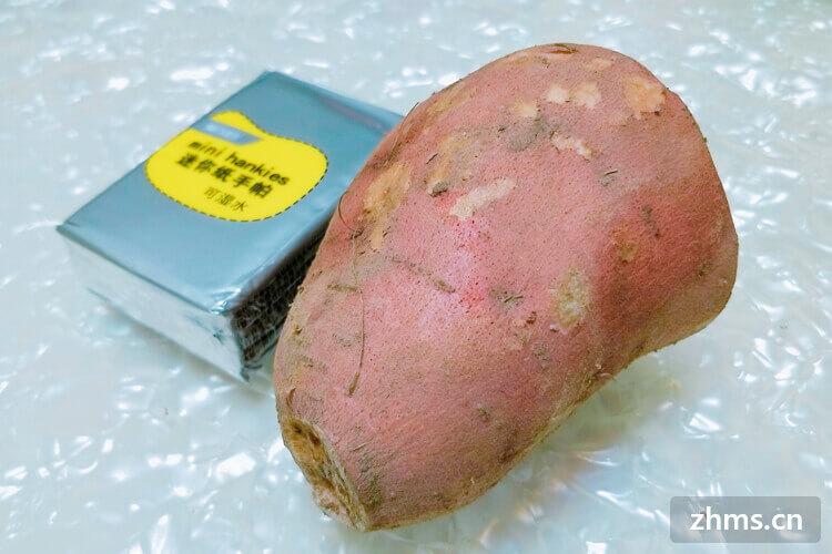 红薯做薯片的方法是什么,来看看!