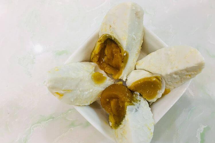 咸蛋煮冬瓜的味道怎么样呢?还能搭配着什么呢?