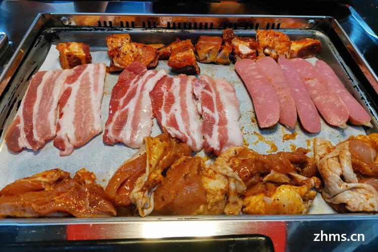 汉釜宫韩式自助烤肉加盟