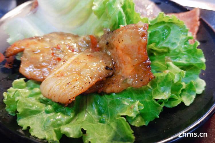 北京汉丽轩自助烤肉加盟