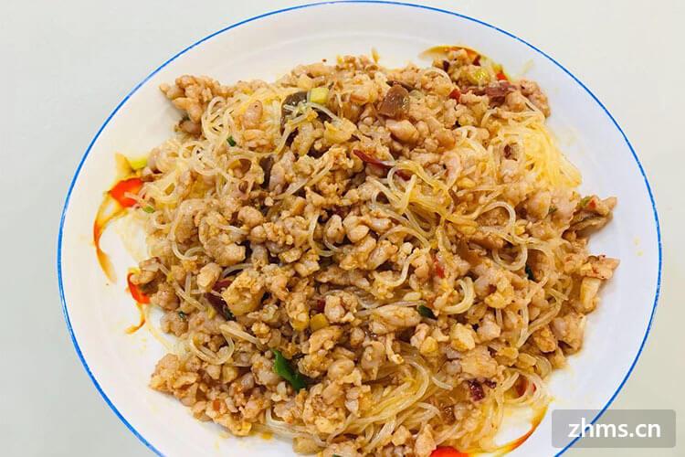 知魚堂中餐加盟條件