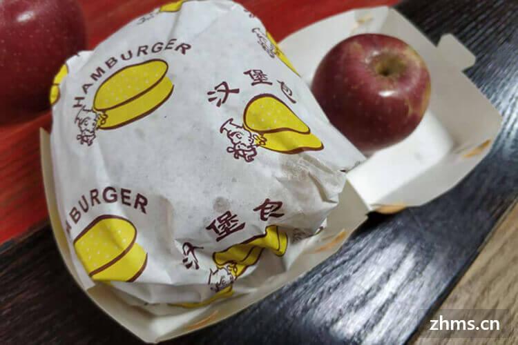 香港汉堡店加盟