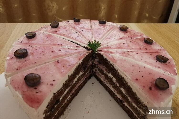 开个蛋糕店挣钱吗