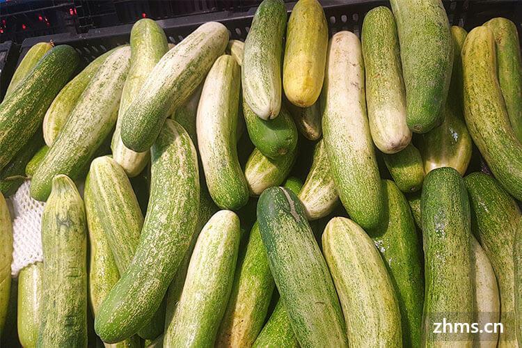 黄瓜可以生吃吗