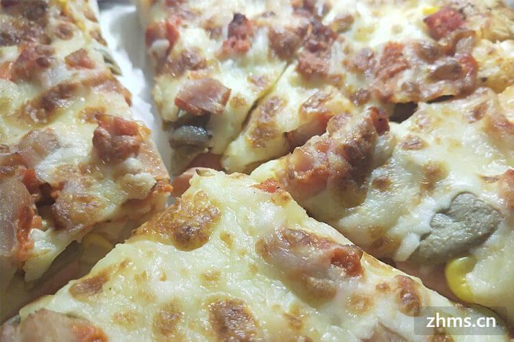 美味披萨在家也能做,简单易学,鲜嫩爽口
