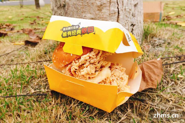 华乐士炸鸡汉堡加盟优势有哪些?以下优势不会让您失望!