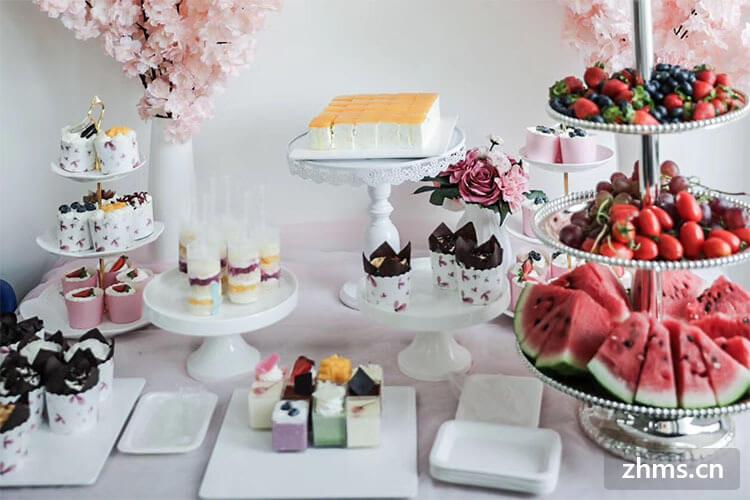 仙尚鲜甜品加盟条件
