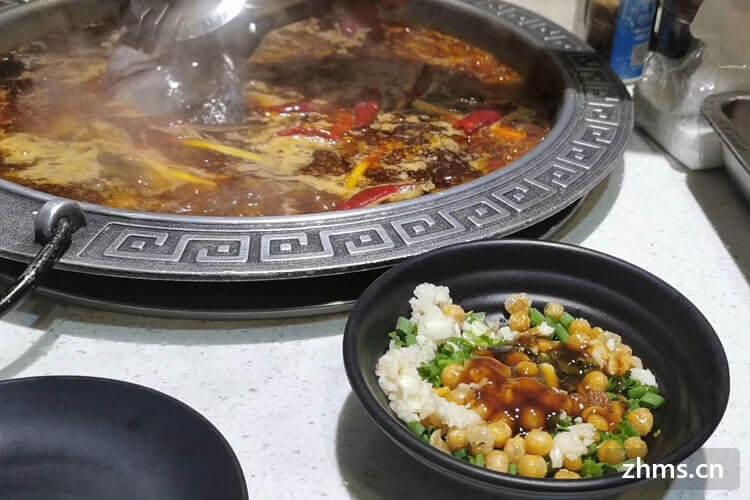 冰煮羊肉火锅加盟费多少?