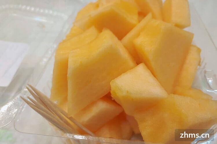 哈密瓜里有空洞是什么?怎么选优质的哈密瓜?