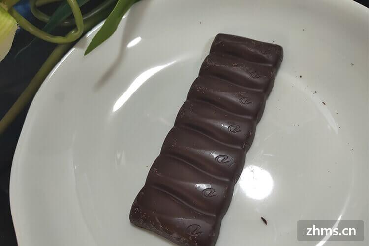 怎样用巧克力制作美味的食物