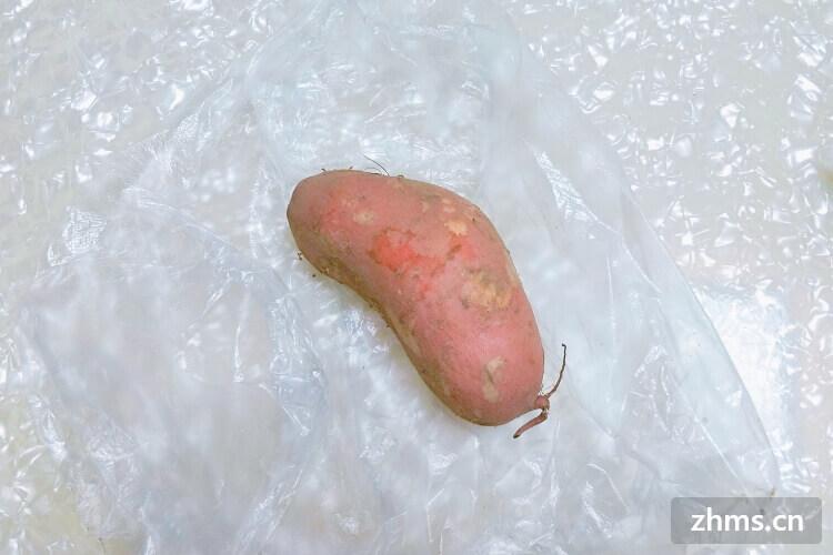 烤箱烤红薯怎么