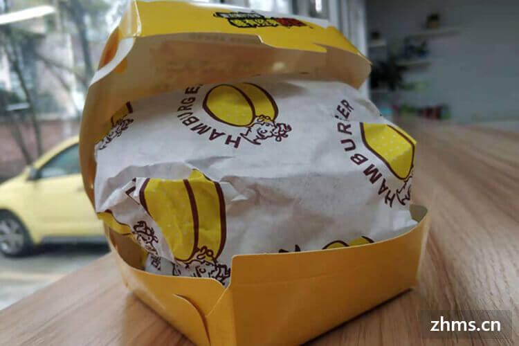 在小区门口开个汉堡店行吗?优势多多
