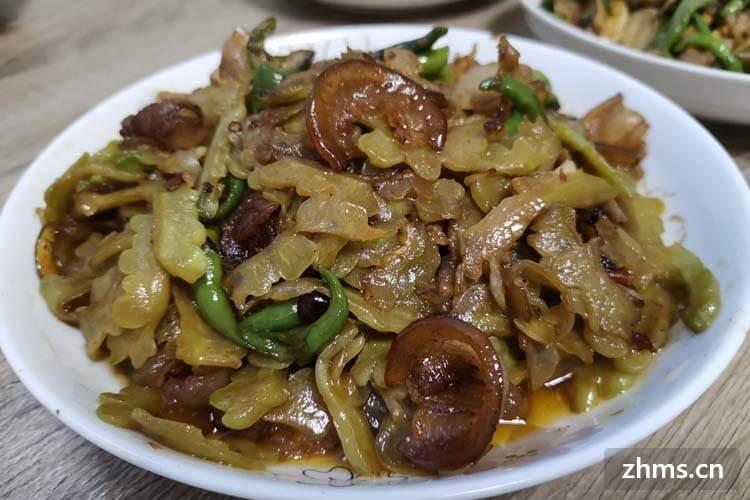 苦瓜炒肉,最适合女性的一道菜