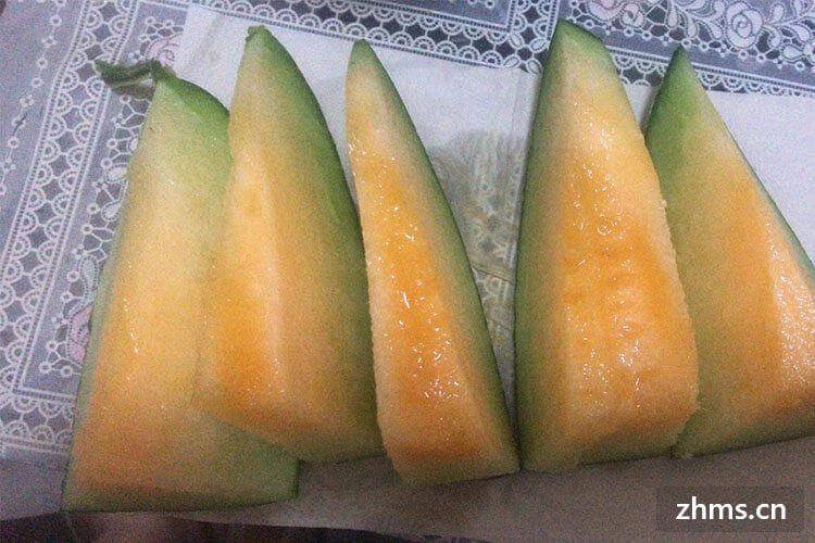 青哈密瓜怎么吃好吃?教你青哈密瓜的新式做法,别再单纯的吃水果了