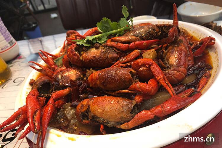 湖南香十里龙虾王加盟有什么优势?美味营养,市场广阔