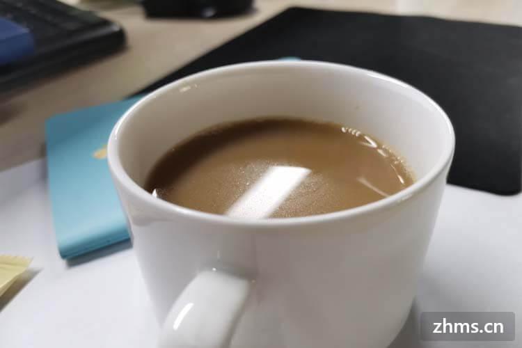 咖啡加盟要多少费用?大约需要24万即可加盟!