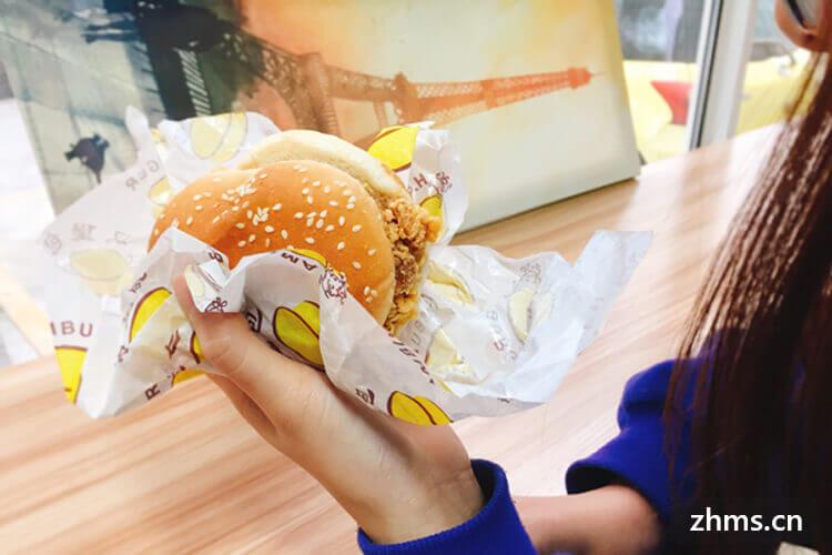 天津哪有汉堡加盟店