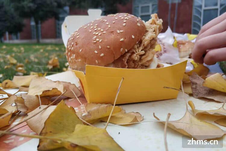 麦加美汉堡相似图片2