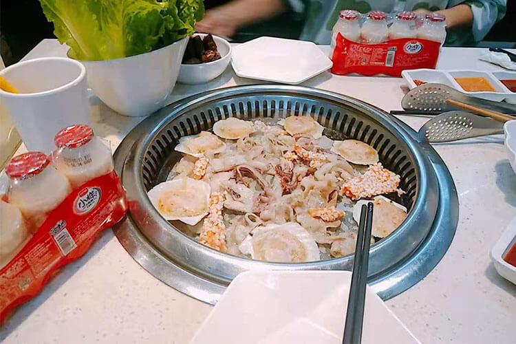 想去吃自助餐,金尚宫韩式烤肉自助餐价格是多少?