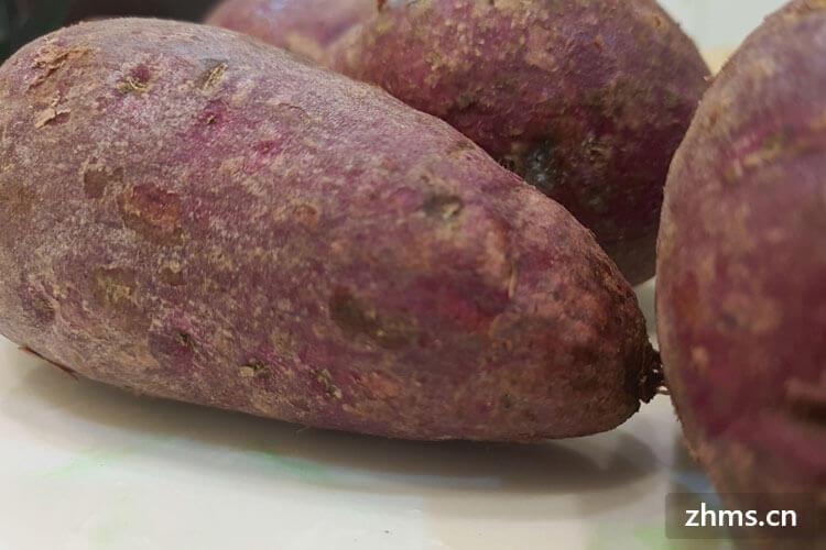 紫薯忌什么,有什么禁忌呢