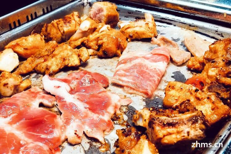 明成缘韩国传统炭火烤肉相似图片1