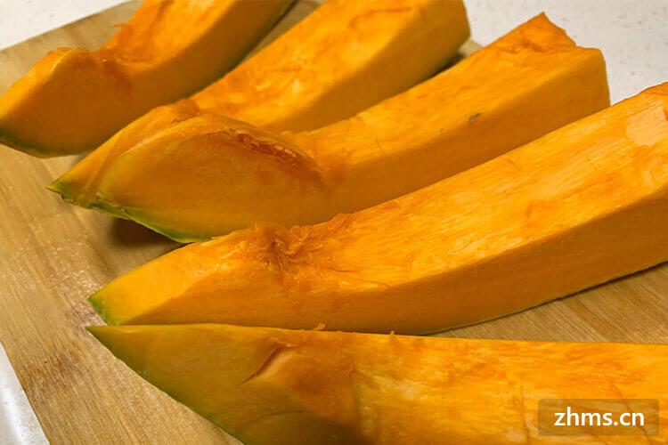 板栗南瓜怎么做好吃,学习南瓜的正确吃法