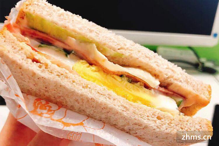 在家如何自制三明治,教你几种好方法