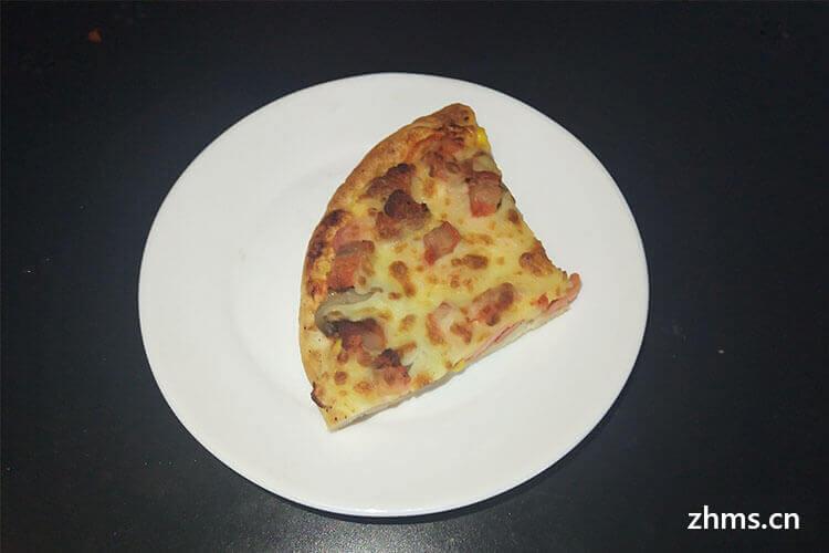 自制薄披萨香脆好吃又营养,年轻女孩最爱吃!