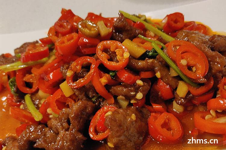 惠园滨江中餐加盟条件