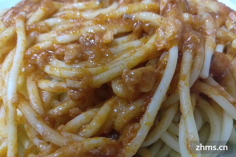 意大利肉酱面的做法