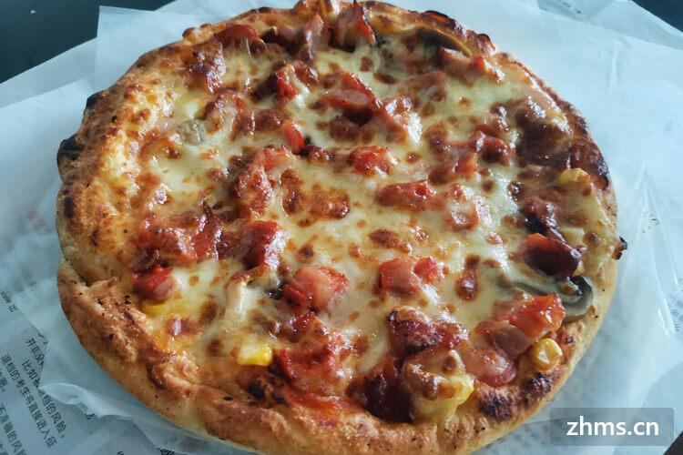 中國披薩10大品牌排行榜