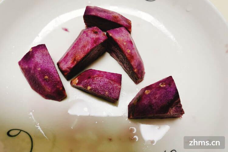 紫薯汤的好处,你能不知道吗