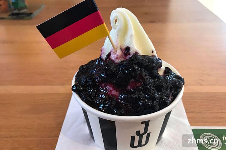 小推车冰淇淋加盟费用