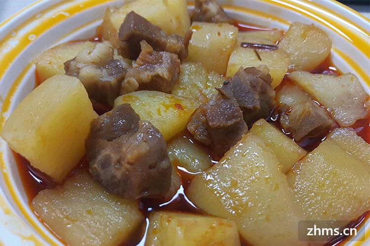 牛肉烧土豆怎么做