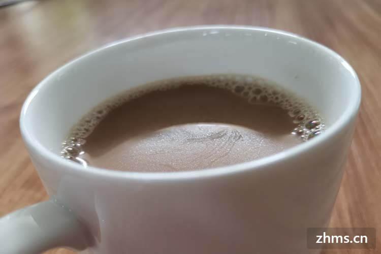 谁的咖啡加盟加盟成本多少