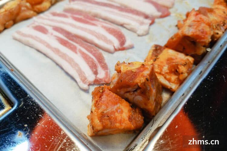 成都韩式烤肉加盟