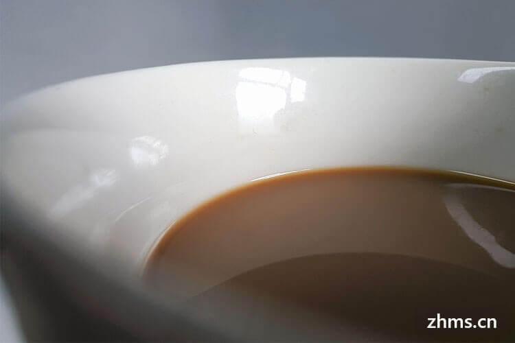 咖啡连锁店加盟费用多少