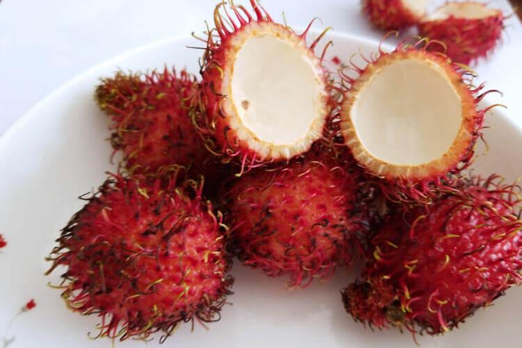 好像越南的红毛丹很好吃,越南红毛丹几月份上市?