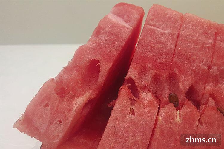 怎么挑沙瓤西瓜