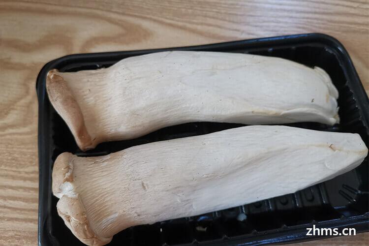 素炒蘑菇怎么炒