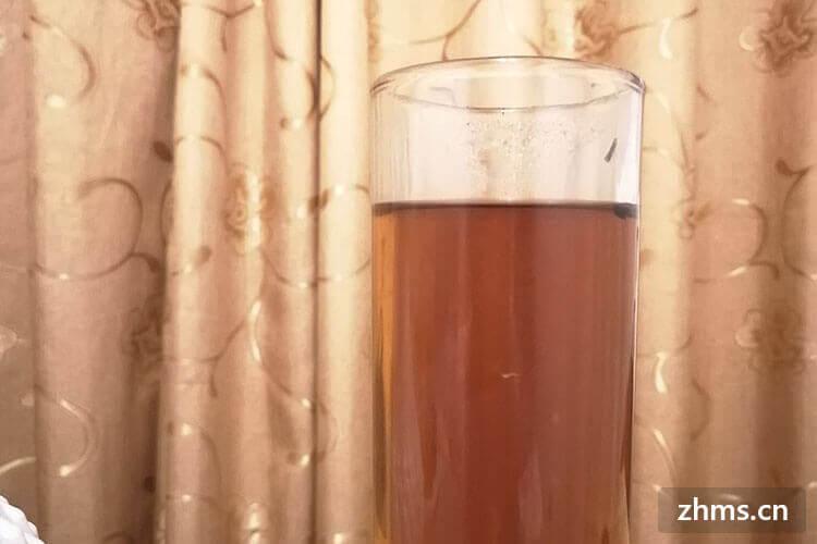 请问,开一家inWE因味茶饮品赚钱吗?