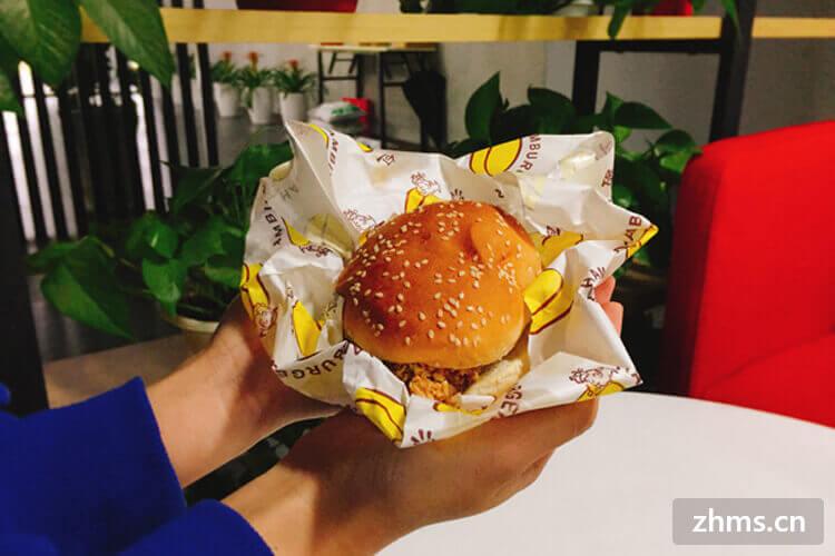 汉堡十大加盟店