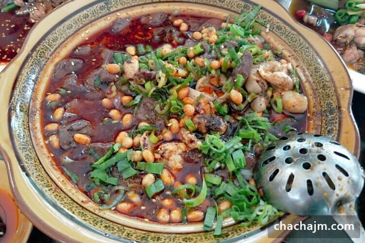 杨记坛子鱼中餐加盟流程