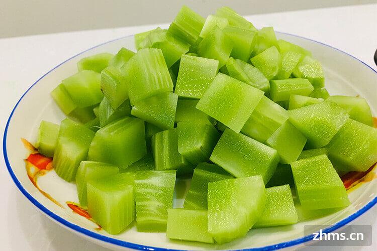 怎么做莴苣沙拉呀?莴苣还怎么做好吃呢?