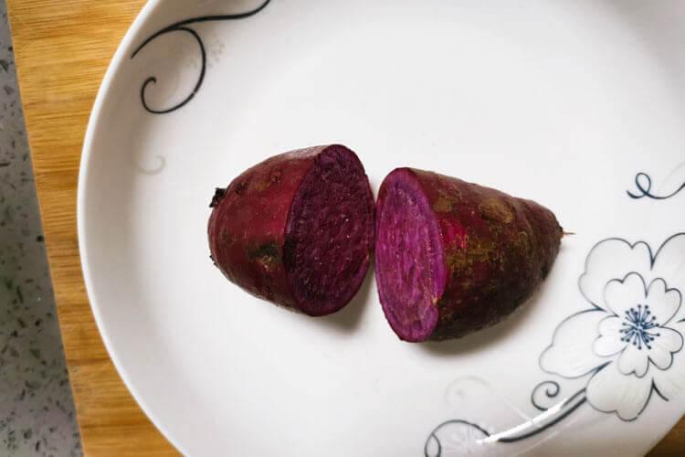一个人一天最多可以吃几个紫薯呀,吃多了好吗?