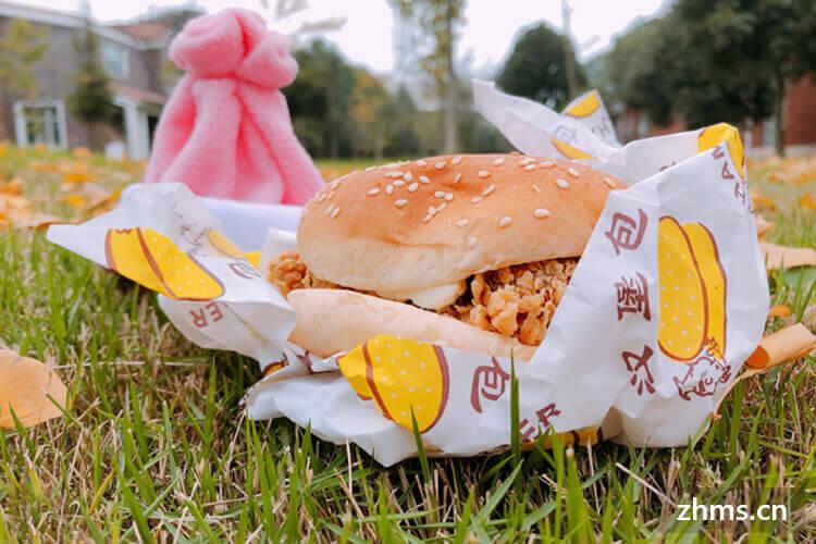 想要加盟快乐汉堡这个品牌不知道好不好吃?也不知道能不能赚钱?