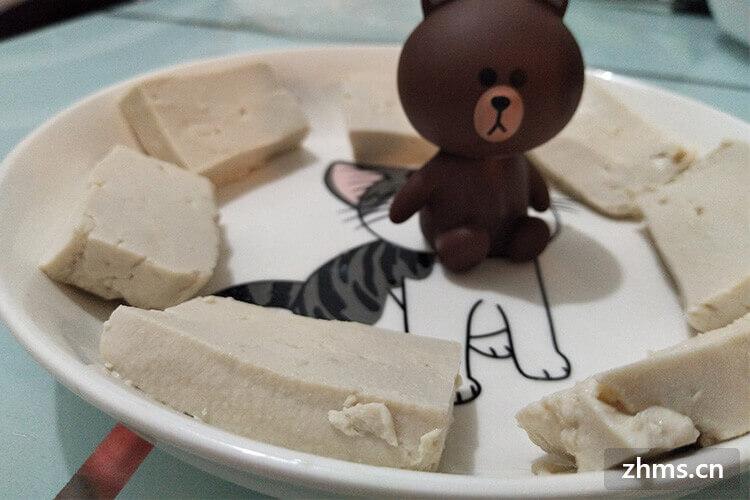 奶豆腐的制作方法