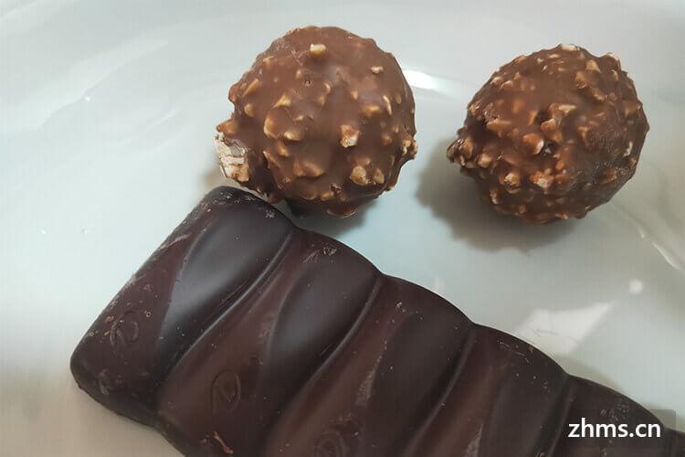 小朋友过生日,准备在家里做巧克力,怎么做巧克力比较好呢?